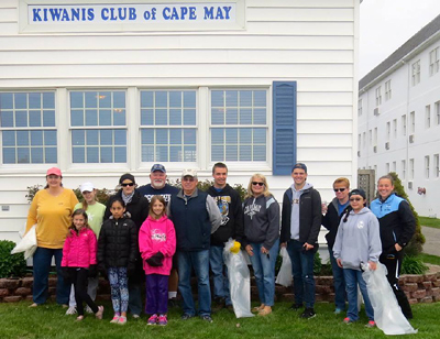Cape May Kiwanis Club - One Day – One K