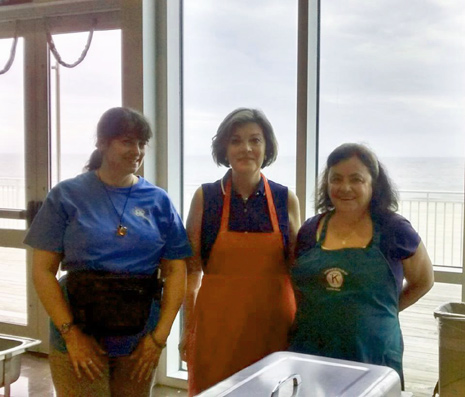 Pancake Breakfast 2017 - Volunteer - Cape May Kiwanis Club