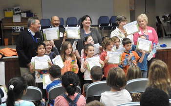 Cape May Kiwanis Bring Up Grades (BUG) Program