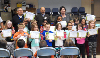 Kiwanis of Cape May Bring Up Grades (BUG) Program