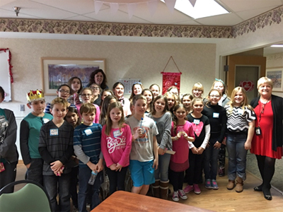 Kiwanis Kids Valentines Project