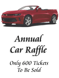 Cape May Kiwanis Annual Car Raffle