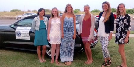 2015 Scholarship Winners - Cape May Kiwanis Club