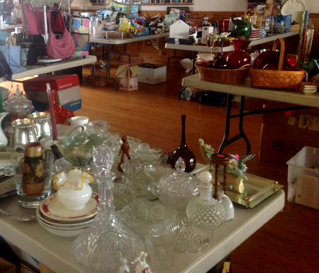 Kiwanis Club of Cape May - Memorial Day Yard Sale