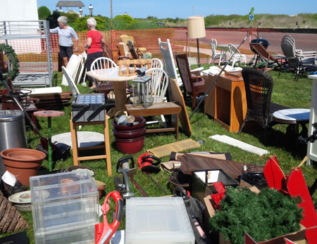 Memorial Day Yard Sale Cape May Kiwanis 2019